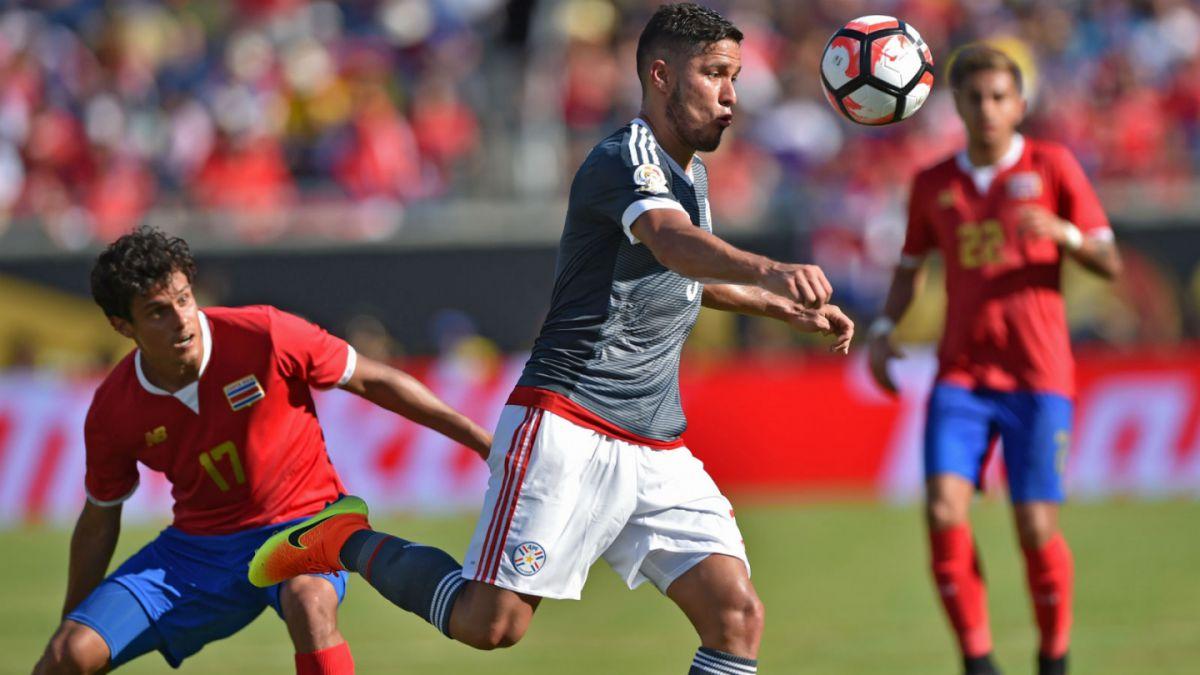 Costa Rica y Paraguay firman un deslucido empate en su debut en la Copa América Centenario