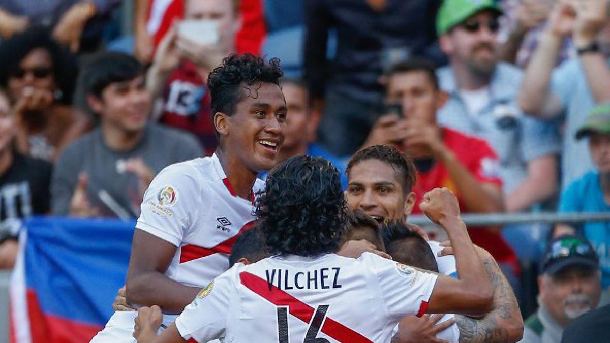 [Minuto a Minuto] Perú está venciendo a Haití en el Grupo B de la Copa América Centenario