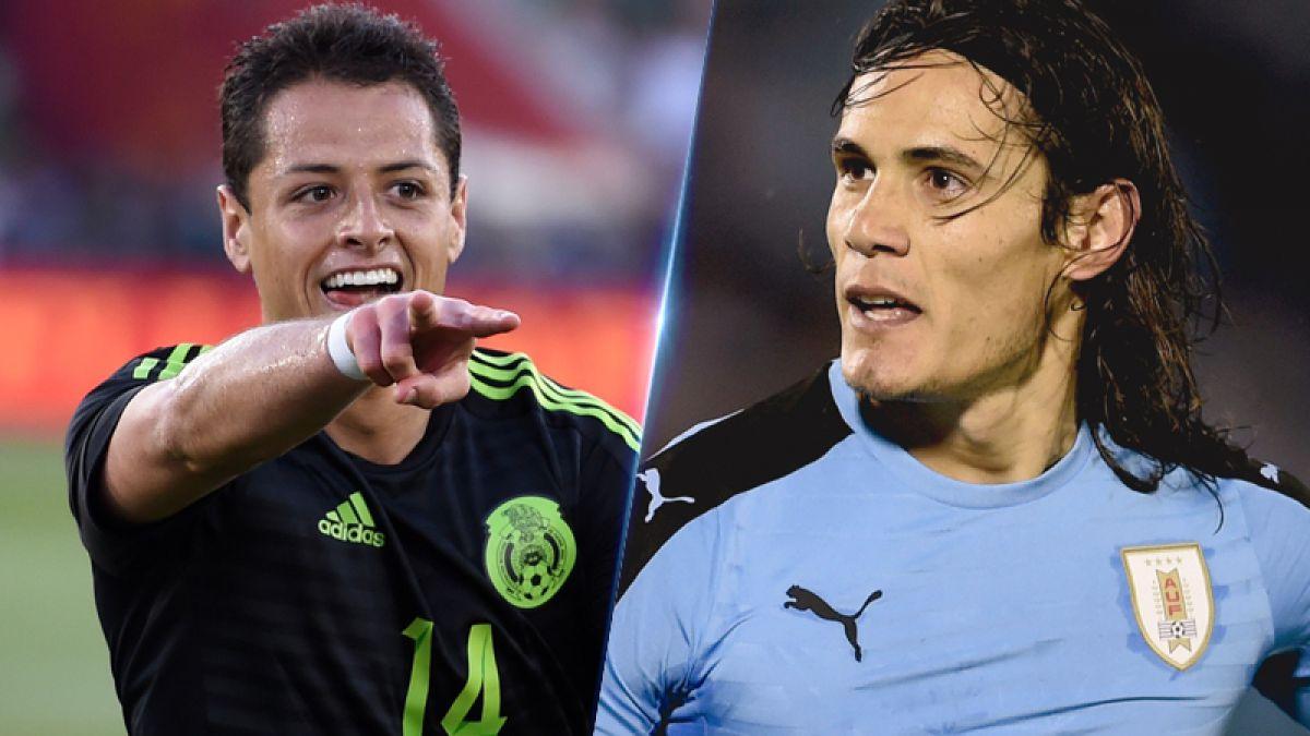 Copa América Centenario: México y Uruguay animan el duelo más importante de la jornada