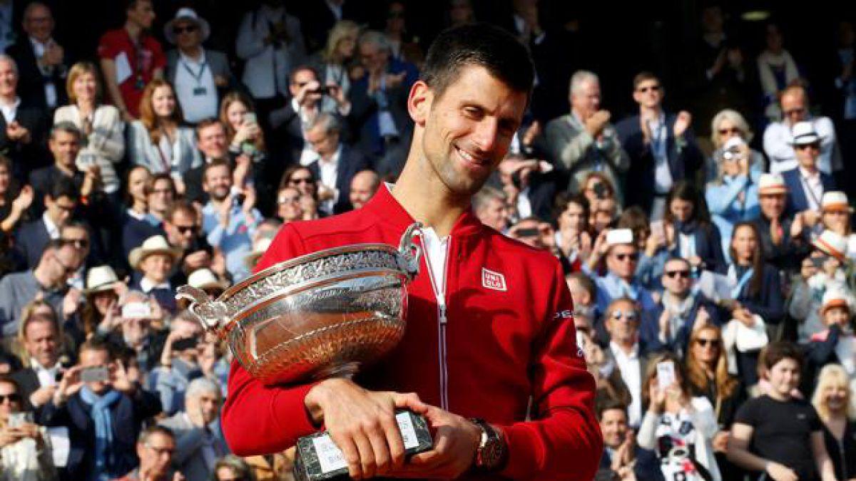 Novak Djokovic logra su primer Roland Garros tras derrotar en la final a Andy Murray