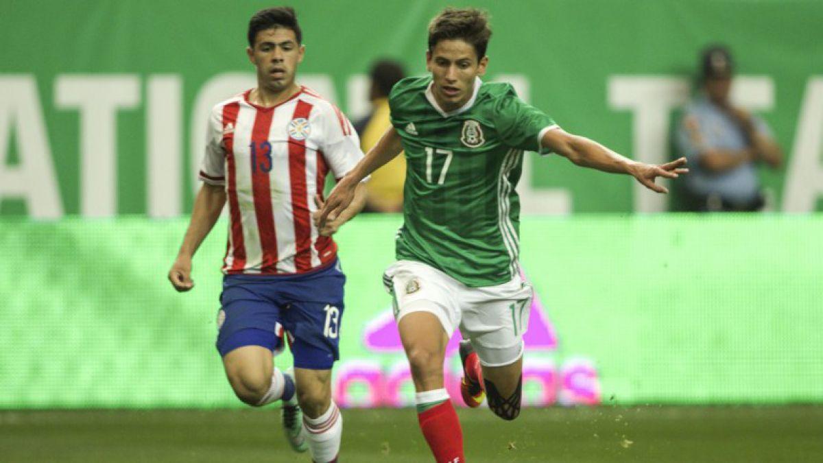 Selección de México sufre importante baja antes del debut en la Copa Centenario