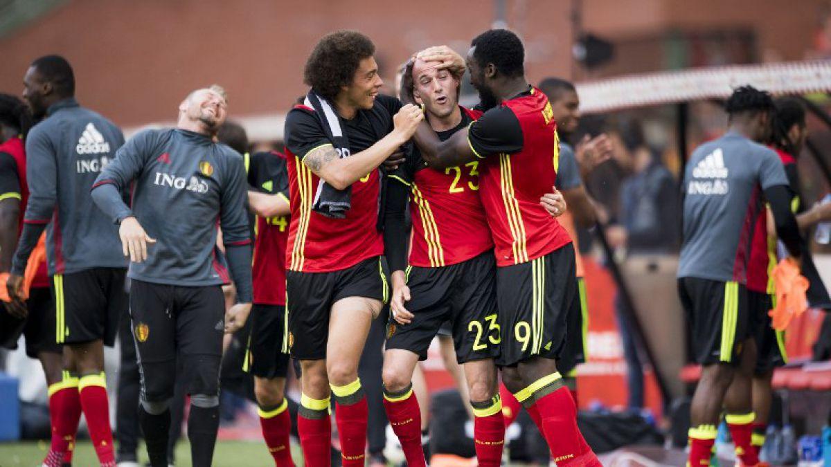 Bélgica sufre para vencer a Noruega en duelo previo a la Eurocopa 2016