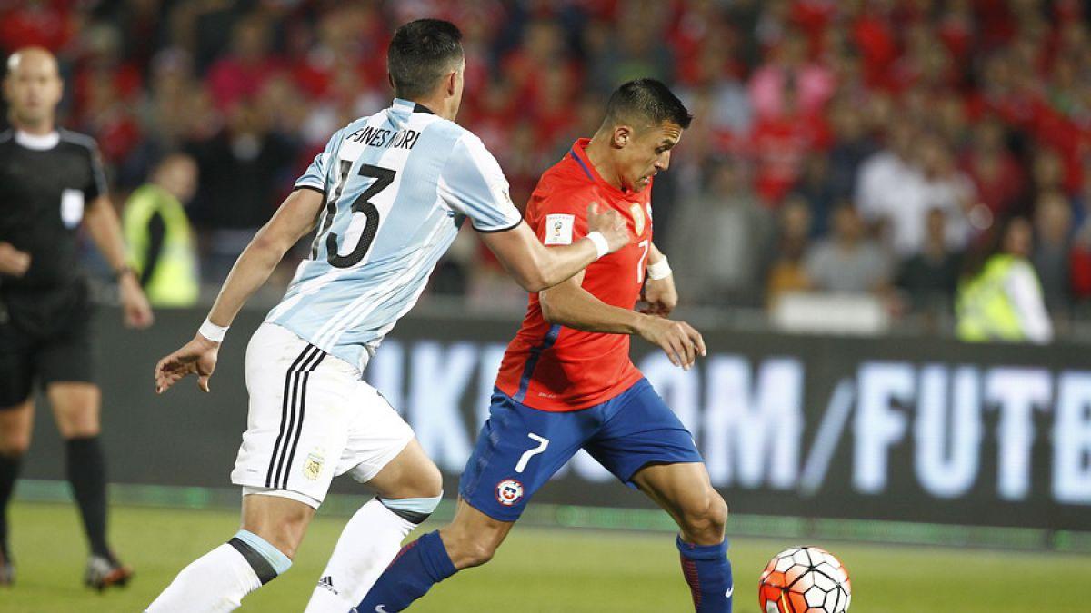 ¡Llegó el día! La Roja sale por el triunfo ante Argentina por Copa Centenario