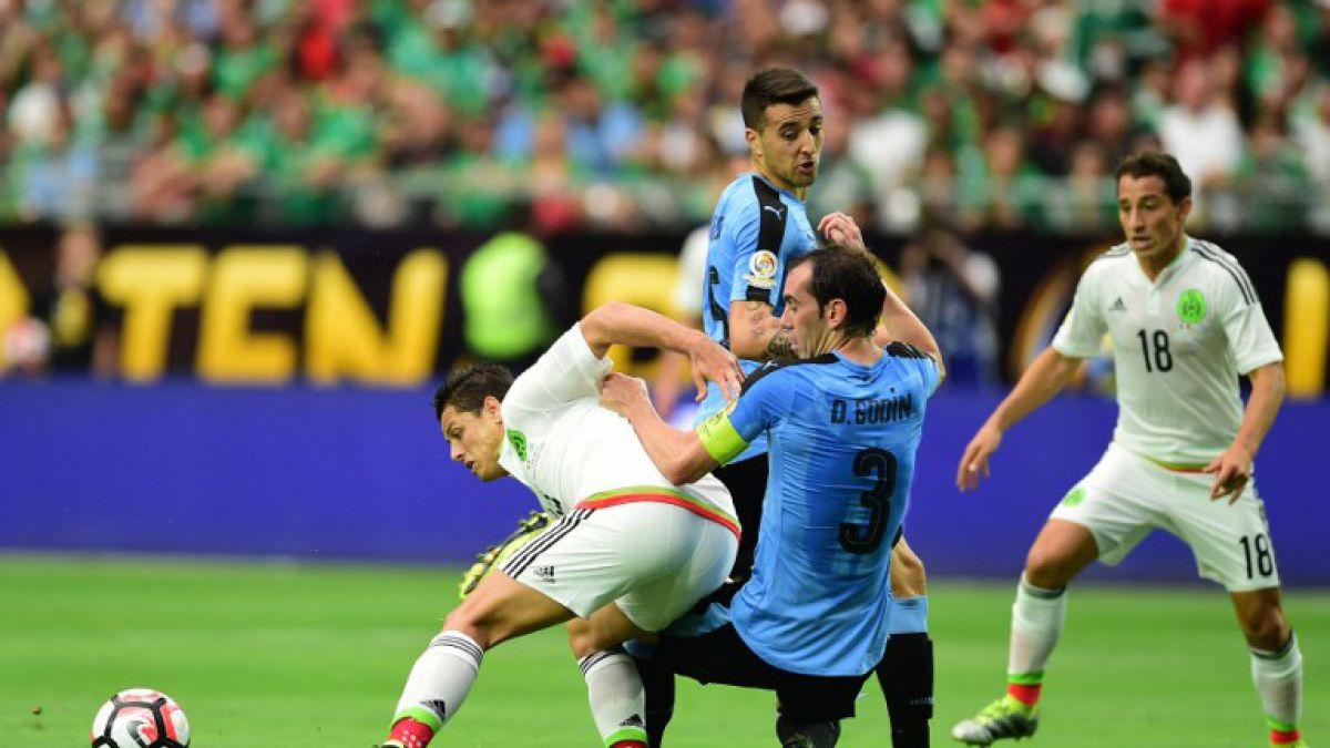 [Minuto a Minuto] México está venciendo a Uruguay por Copa América Centenario