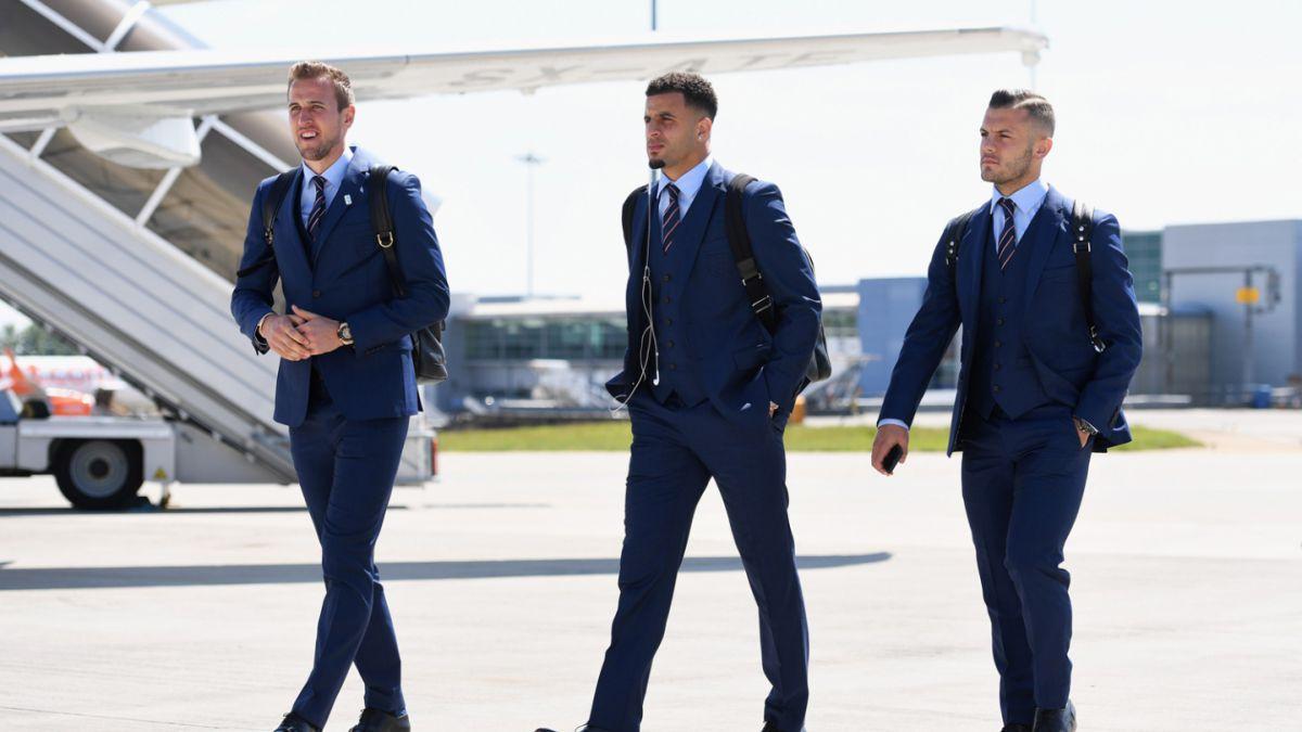 Selección de Inglaterra ya está en Francia para la Eurocopa 2016