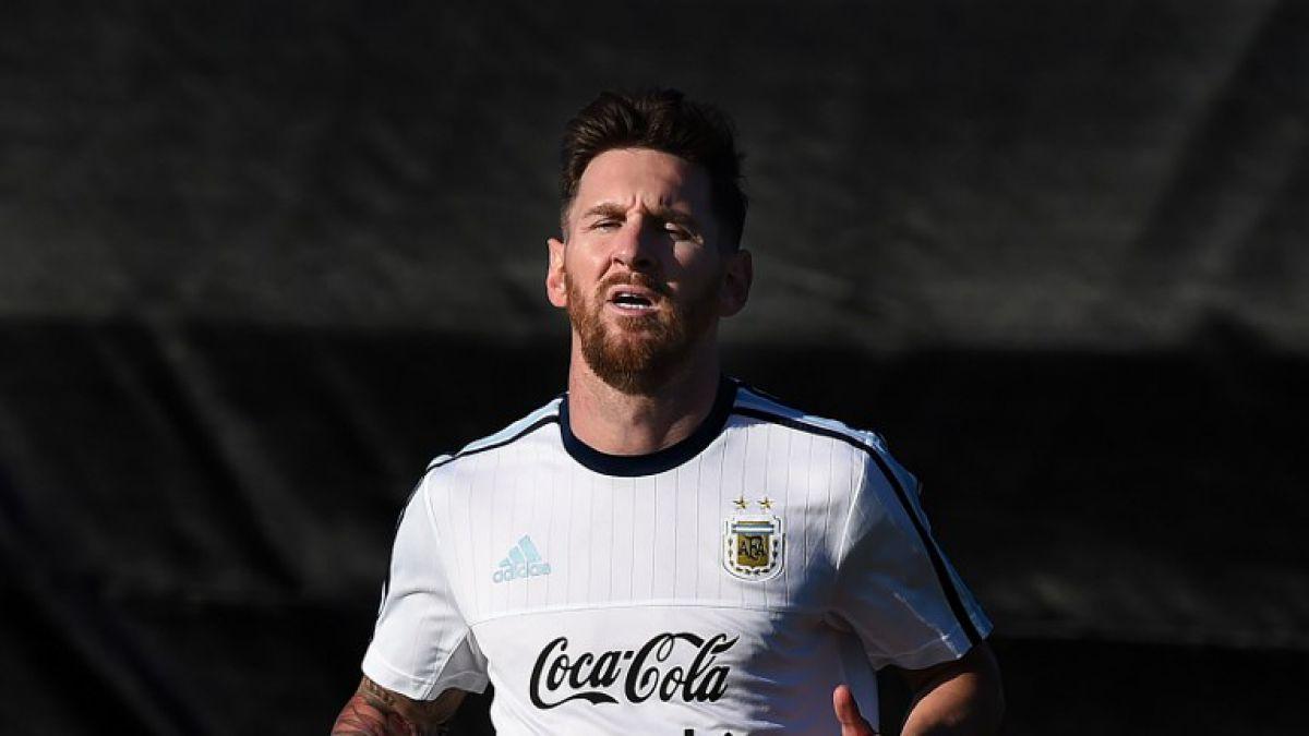 Rompe la tradición: Messi no se perdía un partido por Copa América o Mundial desde el 2006