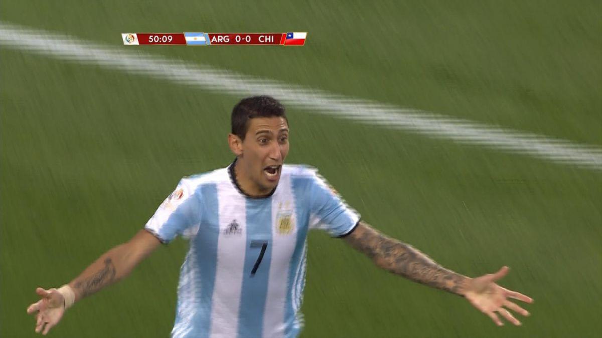 [VIDEO] Revive los goles del partido Chile-Argentina en la Copa América Centenario