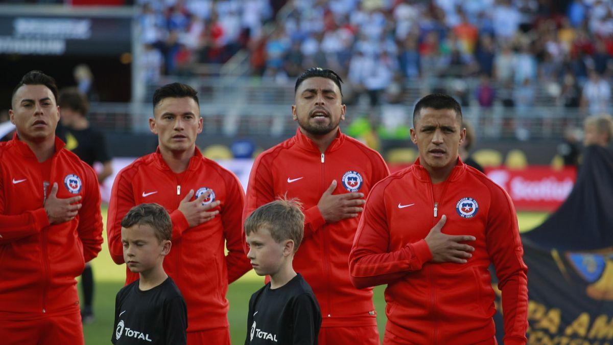 Análisis: Uno a Uno de la selección chilena en su caída ante Argentina en la Copa