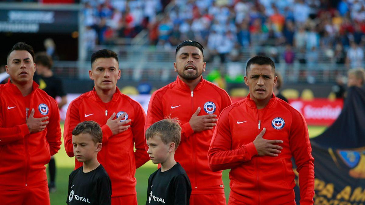 Chile sale a jugarse la vida ante Bolivia por Copa América Centenario
