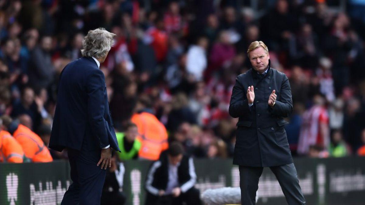 Una opción menos para Pellegrini: Everton contrató al holandés Koeman