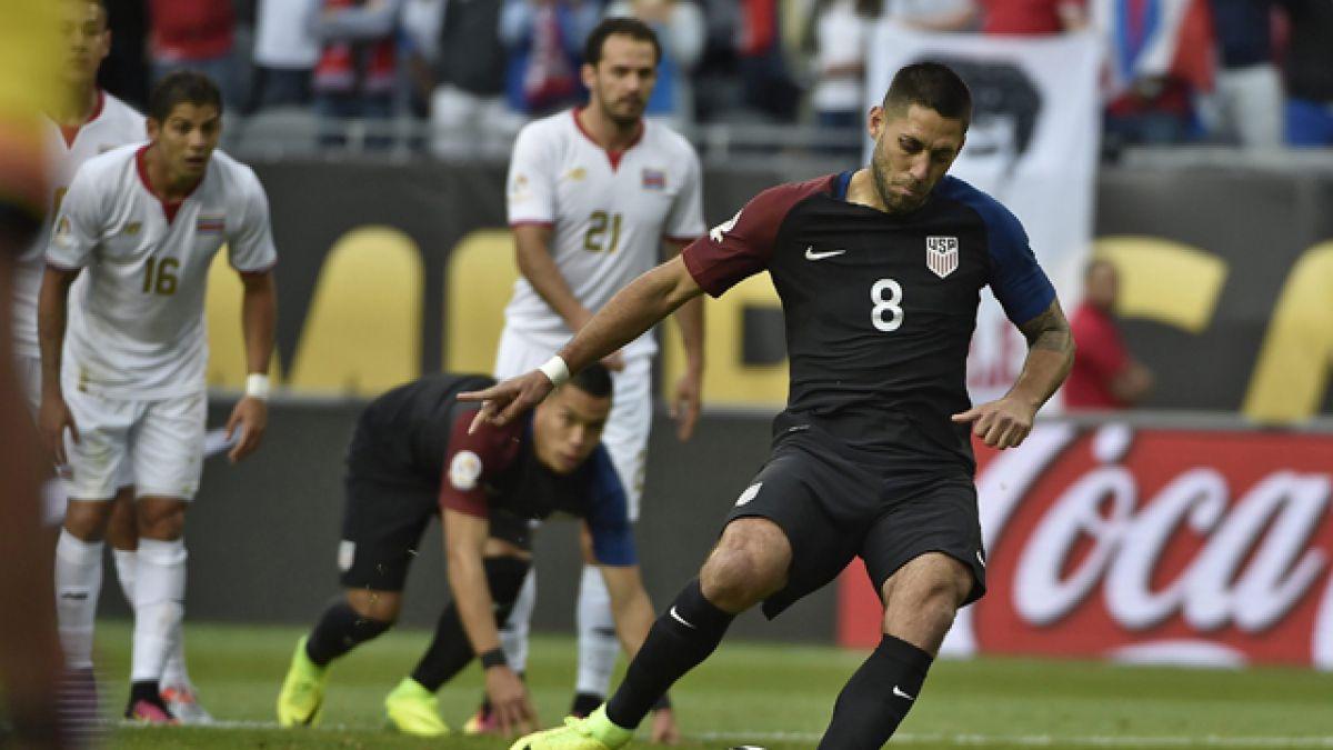 [Minuto a Minuto] EE.UU. está venciendo a Costa Rica en la Copa Centenario