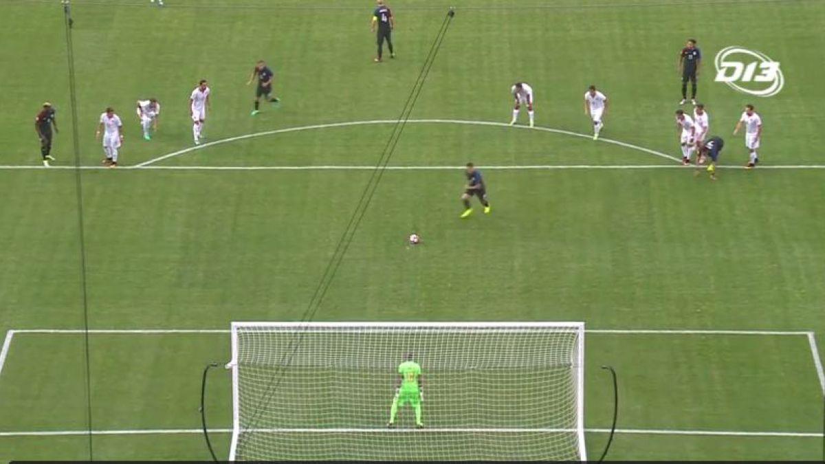 [VIDEO] Revive los goles del partido Estados Unidos-Costa Rica en la Copa América Centenario
