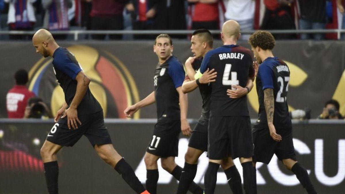 EE.UU. deja atrás las dudas del debut apabullando a Costa Rica en Copa Centenario