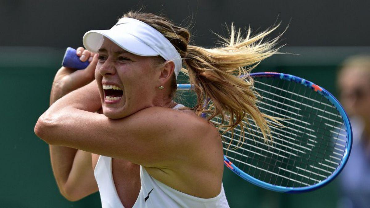Maria Sharapova anuncia que apelará a dura sanción de la ITF