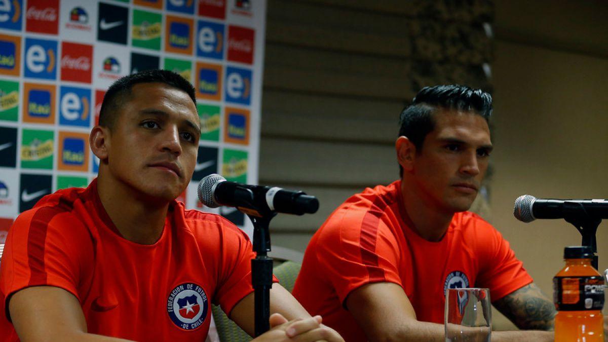 Alexis Sánchez: Tráeme a cualquier equipo del mundo y le jugamos de igual a igual