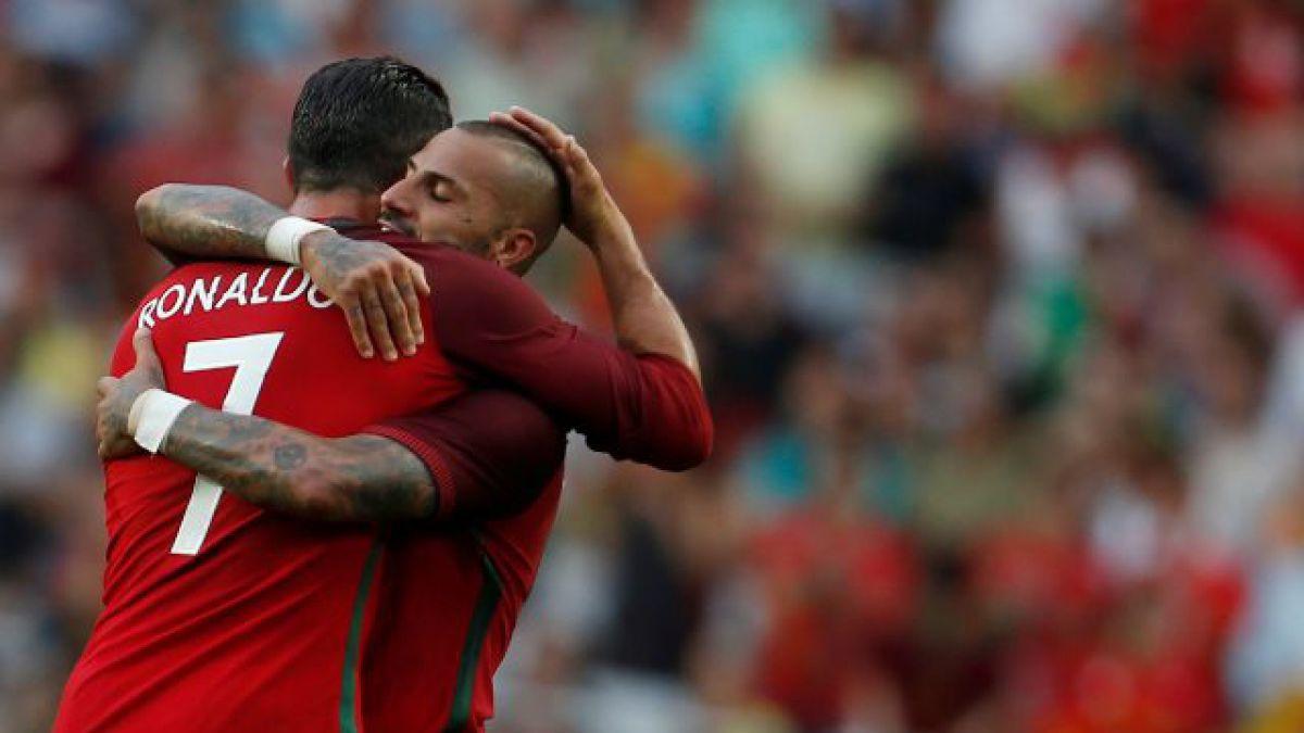 Portugal se impone con una abultada goleada frente a Estonia antes de la Eurocopa