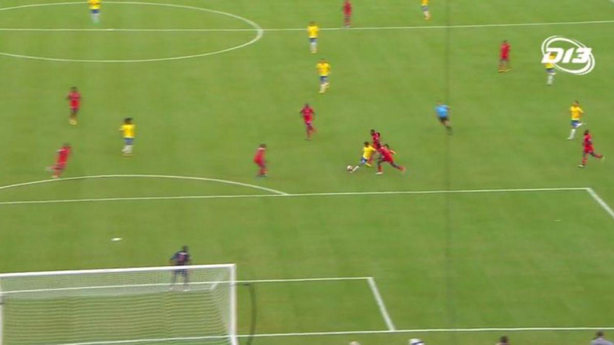 [VIDEO] Revive los goles del partido Brasil-Haití en la Copa América Centenario