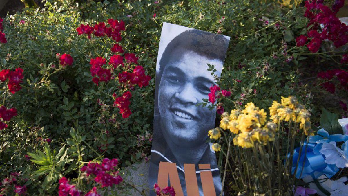 Revenden por internet entradas para funeral de Mohamed Alí