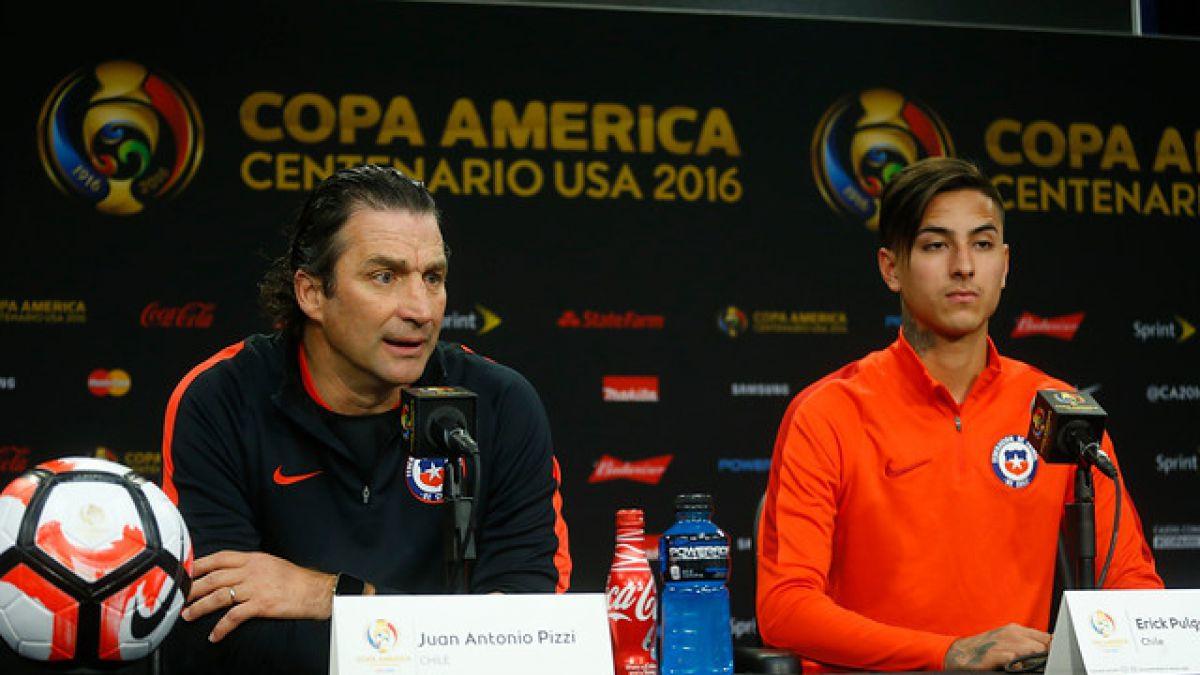 """Juan Antonio Pizzi: """"Esta selección sigue siendo ambiciosa. Nos duele perder"""""""