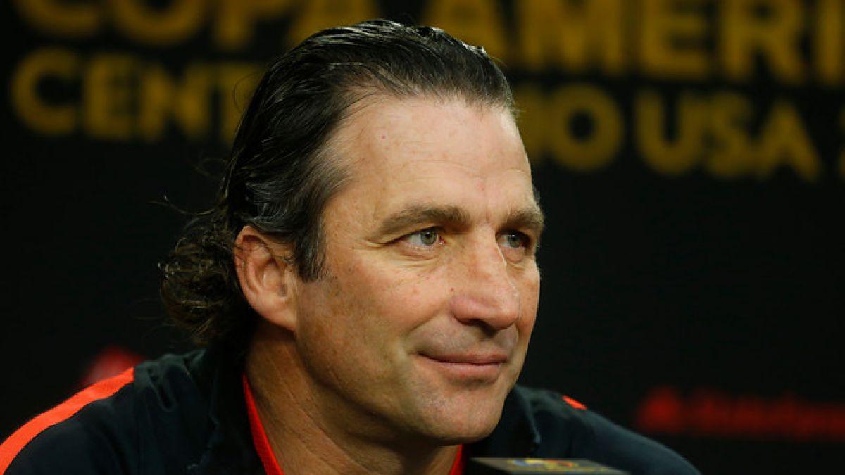 """Juan Antonio Pizzi: """"Esta selección sigue siendo ambiciosa, nos duele perder"""""""