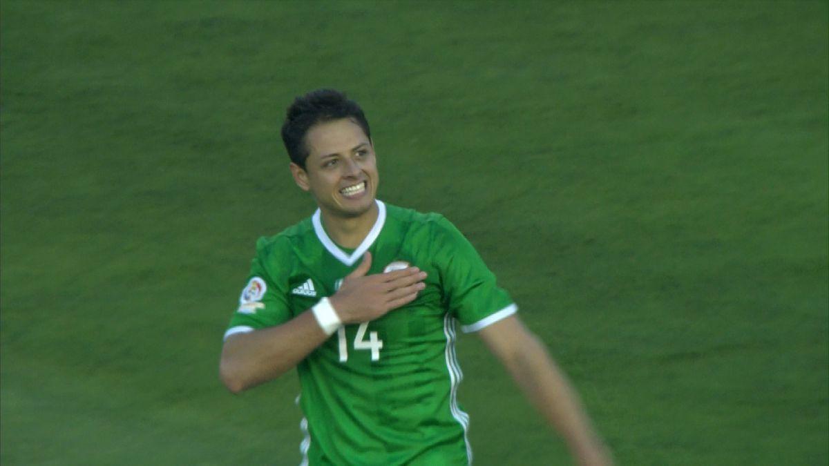 [VIDEO] Revive los goles del partido México-Jamaica en la Copa América Centenario