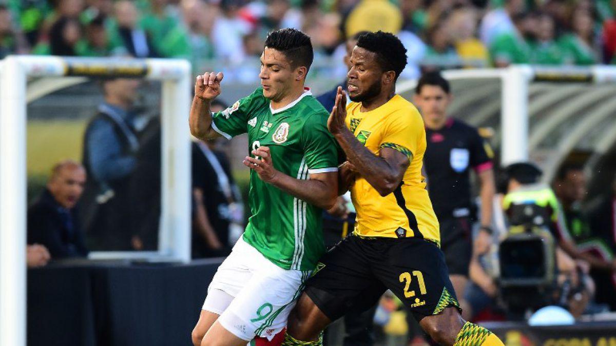 [Minuto a Minuto] México está venciendo a Jamaica y clasificando a cuartos de Copa Centenario