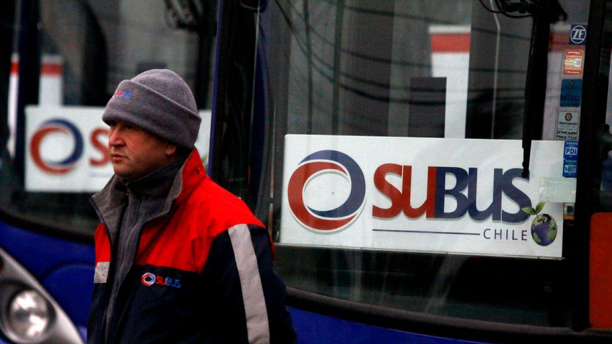 Subus envía dura carta al gobierno y acerca la opción de demandar al Estado ante el CIADI