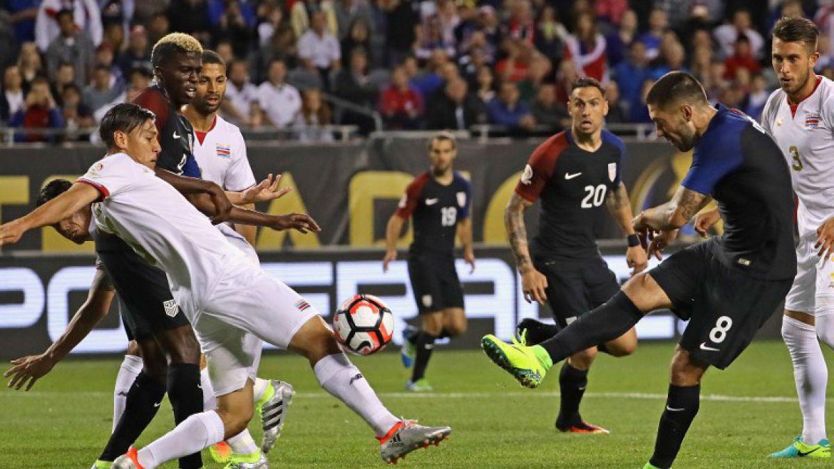 EE. UU. y Paraguay animan una final por el Grupo A de la Copa Centenario