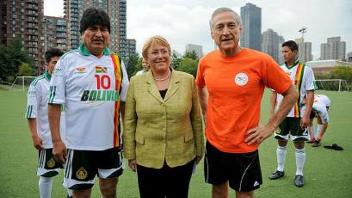 Justicia divina: canciller Muñoz celebra por Twitter triunfo de La Roja ante Bolivia