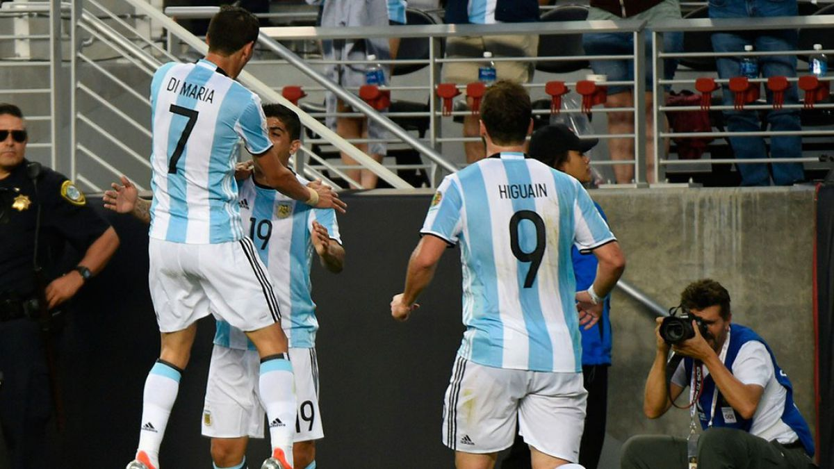 [Minuto a Minuto] Argentina está venciendo a Panamá en Copa América Centenario