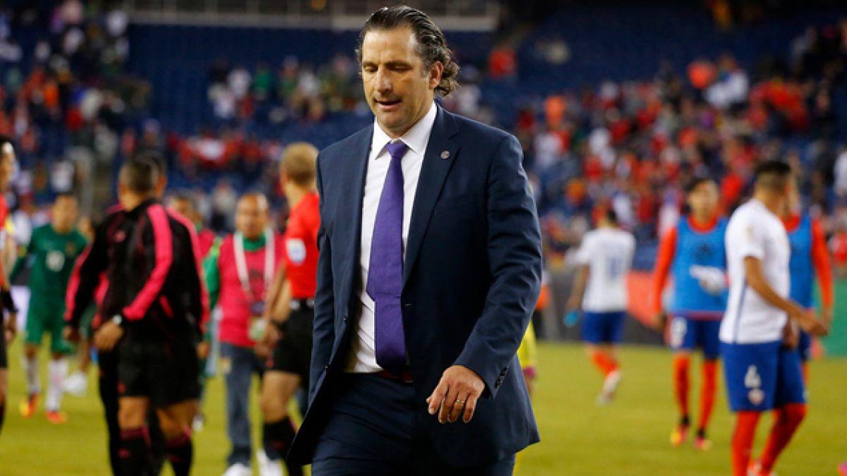 """Juan Antonio Pizzi: """"Somos conscientes que tenemos que mejorar"""""""