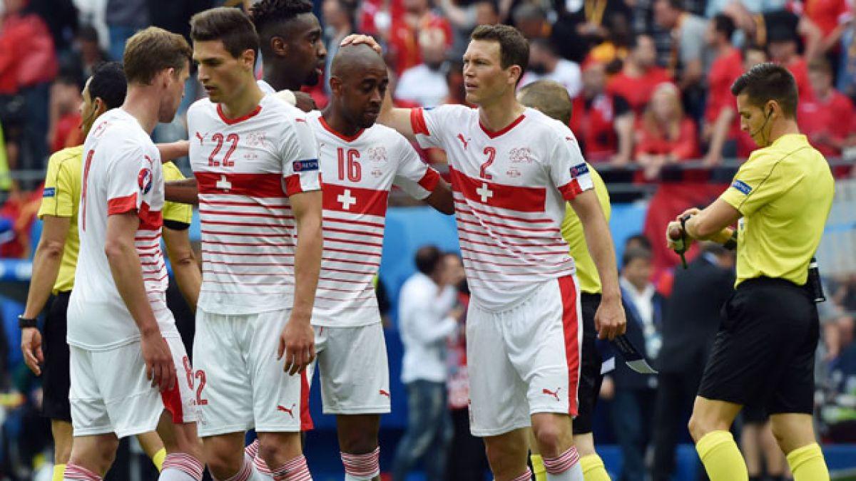Suiza gana sin brillar ante la debutante Albania en la Euro 2016