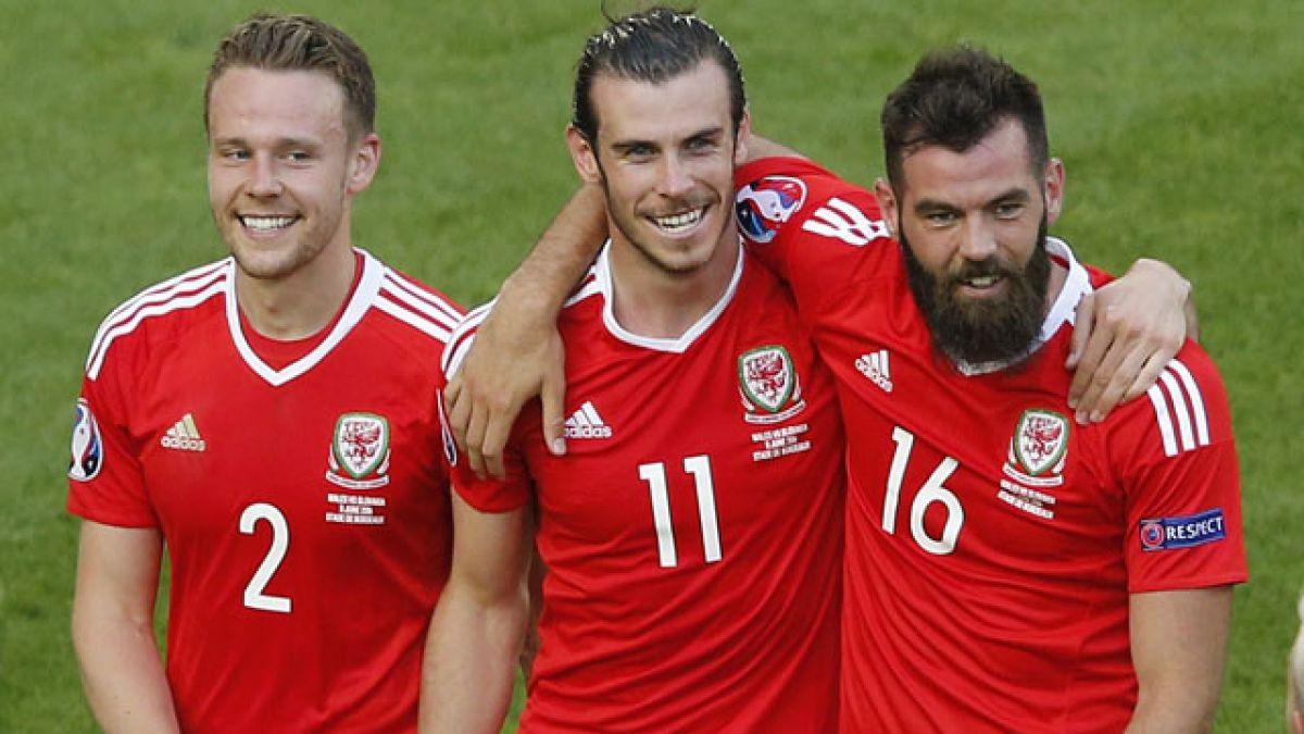 Con triunfo ante Eslovaquia Bale lidera a Gales al primer triunfo en Eurocopa