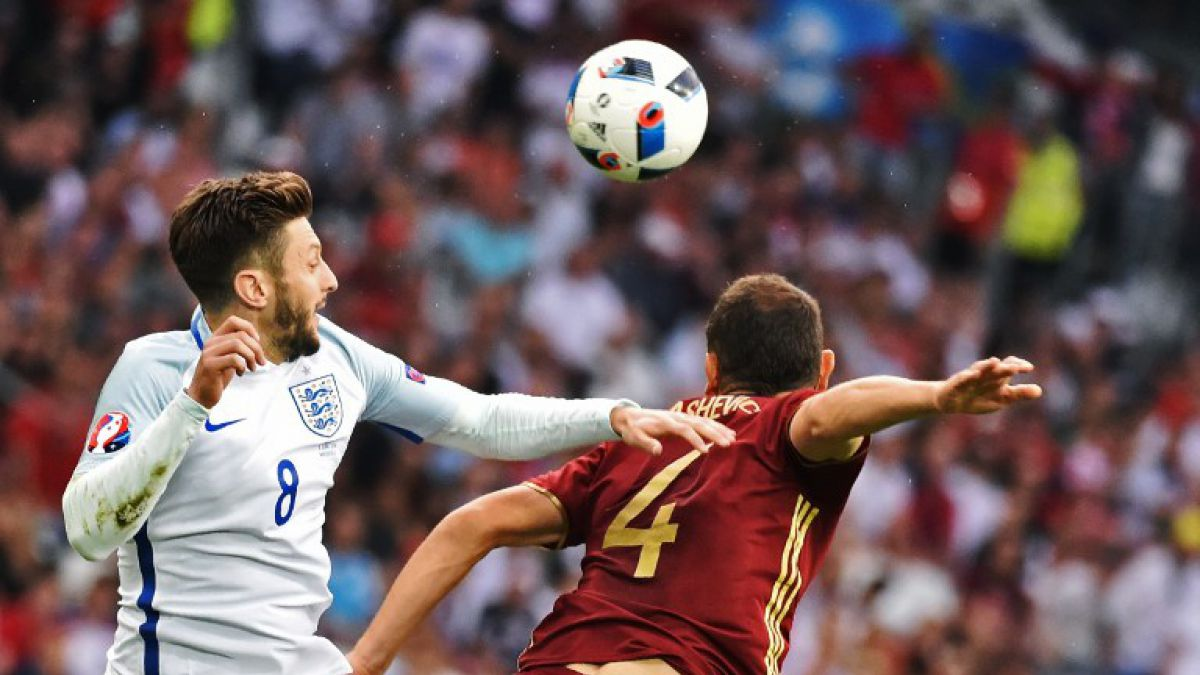 [Gol a Gol] Inglaterra está venciendo a Rusia por la Eurocopa 2016