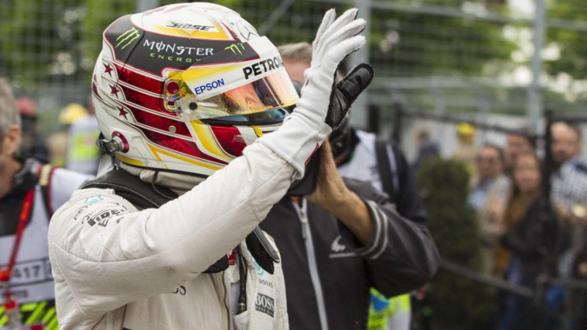 Lewis Hamilton logra la pole position 53 de su carrera en el GP de Canadá