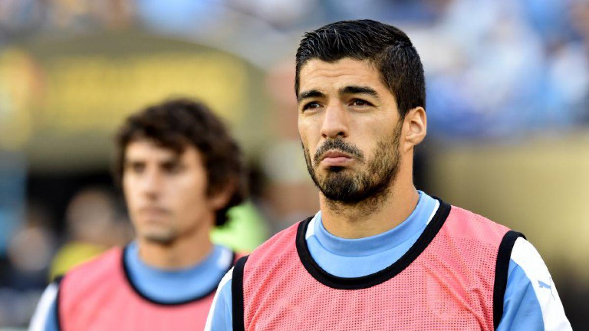 Suárez descarta enojo con Tabarez y aclara polémicos dichos de su hermano
