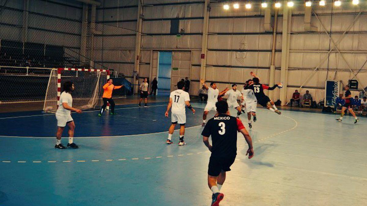Selección Chilena debuta con un triunfo ante México en Panamericano de balonmano