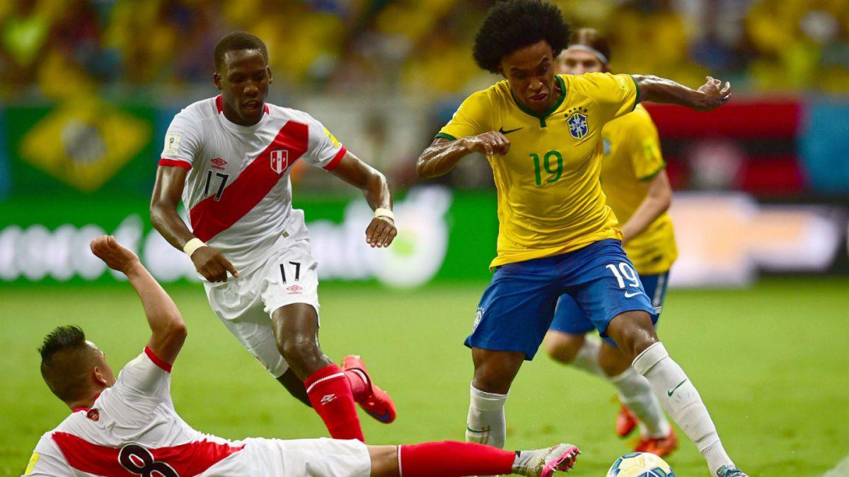 Brasil y Perú se enfrentan buscando el primer lugar del Grupo B de la Copa Centenario