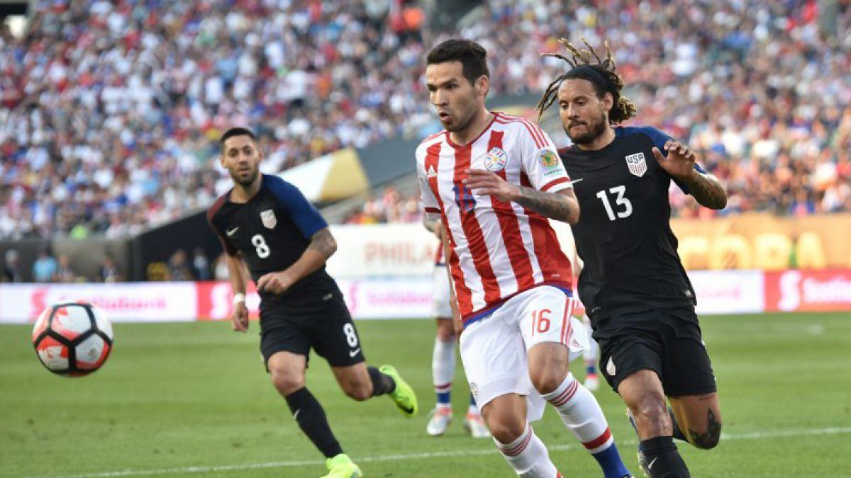 [Minuto a Minuto] Paraguay cae ante Estados Unidos y está quedando eliminado