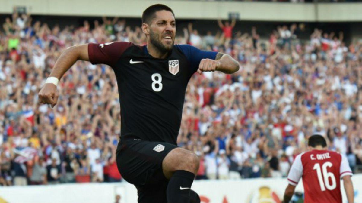Estados Unidos vence a Paraguay y se mete en cuartos de la Copa América Centenario