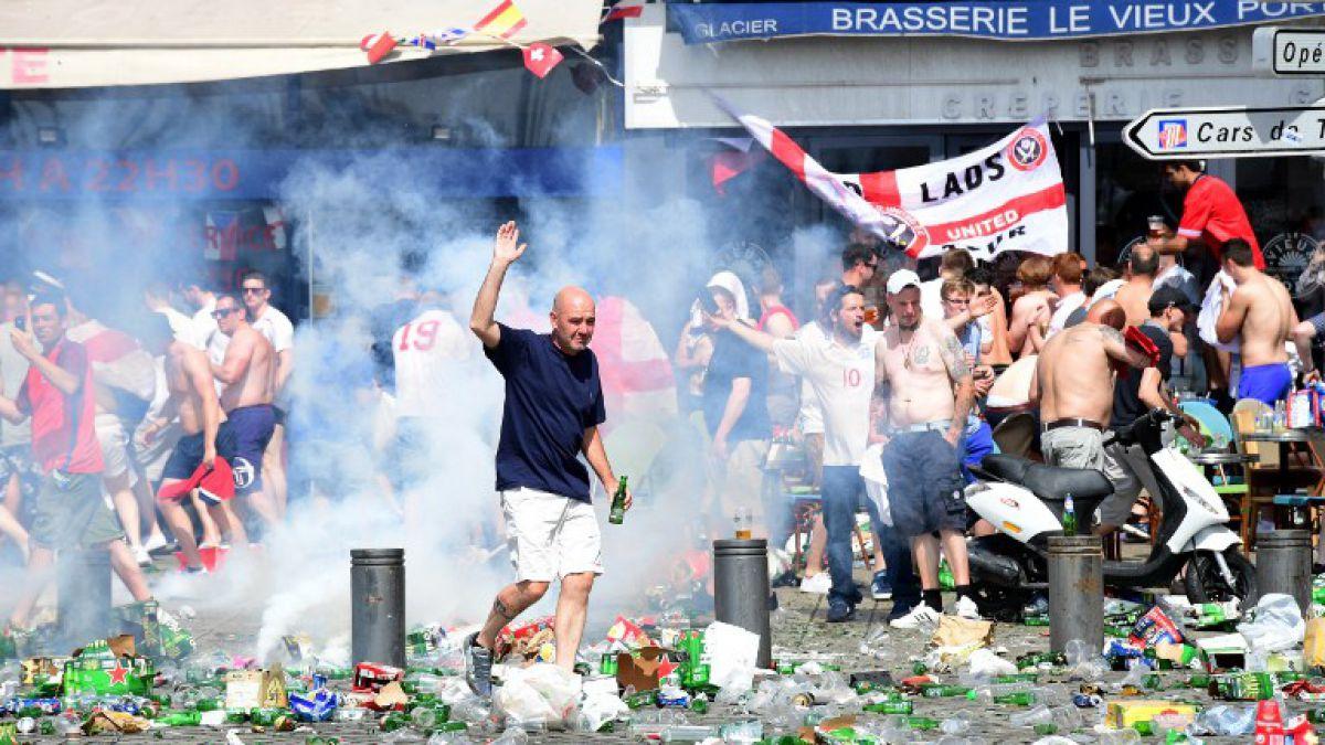323 detenciones en Francia se han producido desde el inicio de la Eurocopa