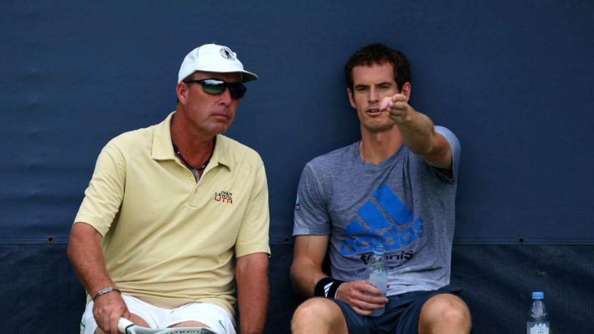 Ivan Lendl vuelve a ser el entrenador de Andy Murray