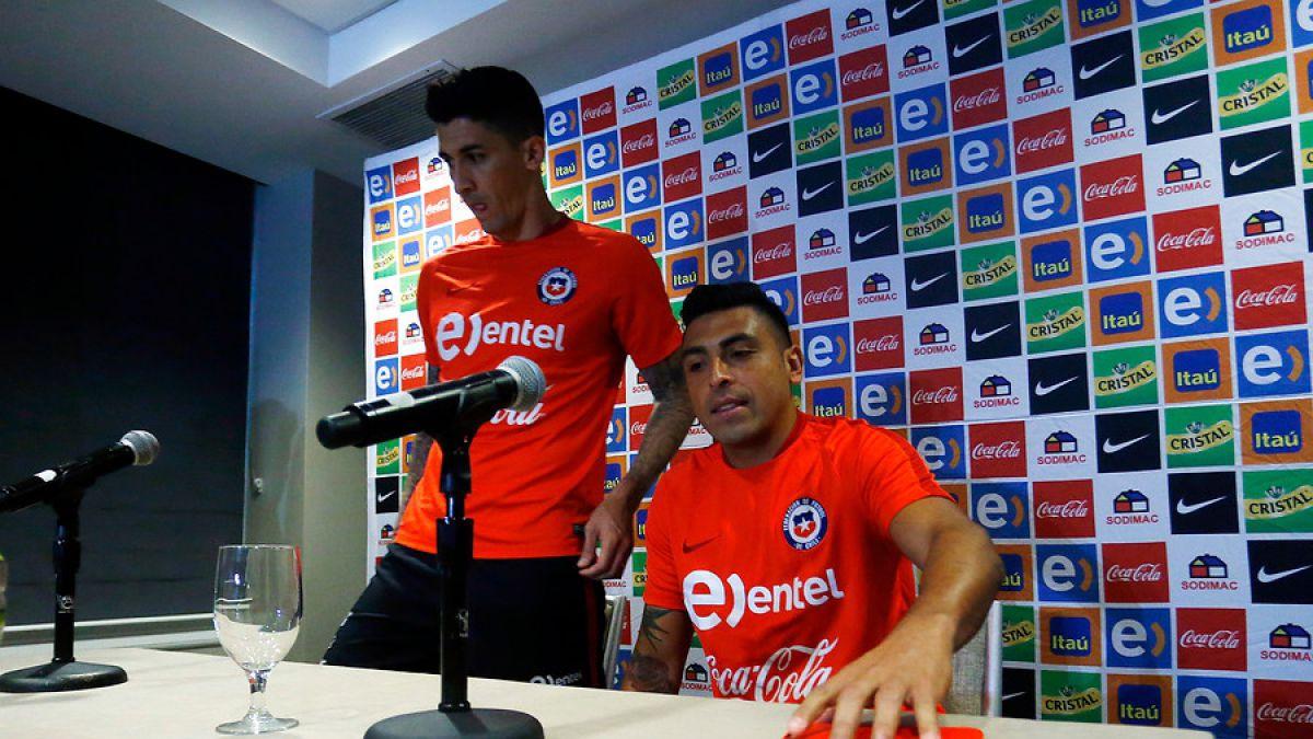 Gonzalo Jara y actualidad de La Roja: Los equipos nos van tomando la mano