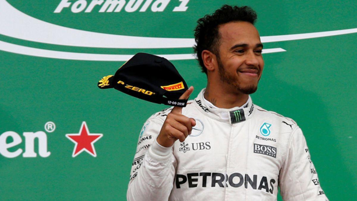 Hamilton gana su quinto GP de Canadá con Alí en el recuerdo