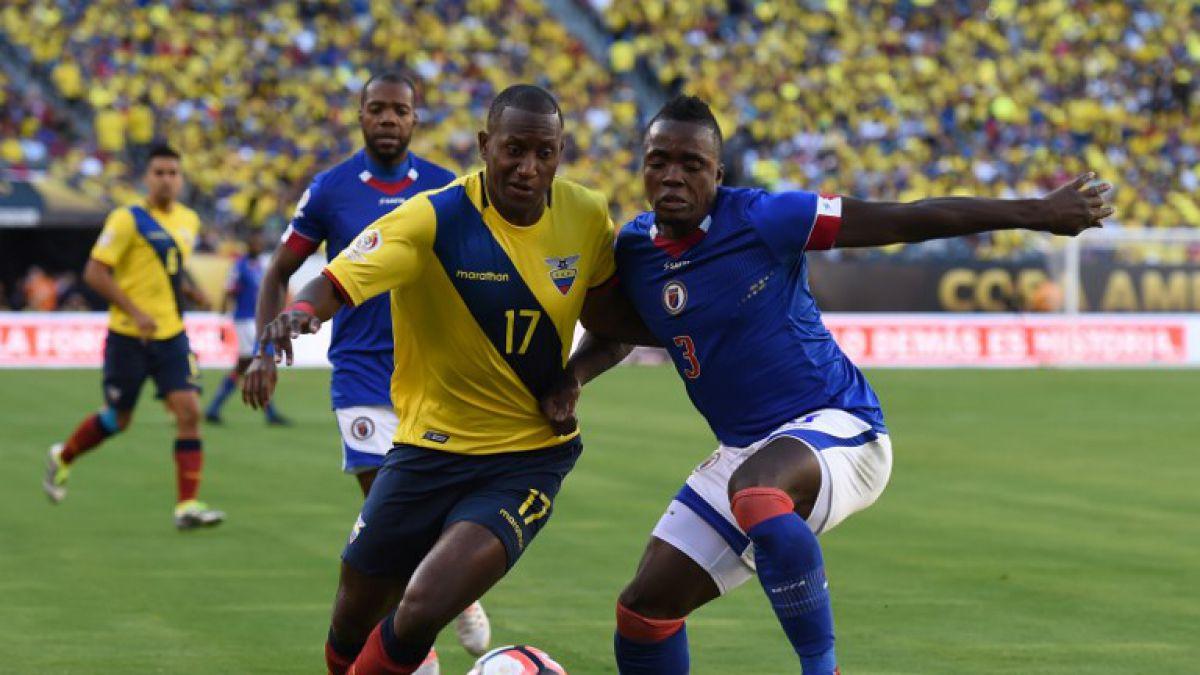 [Minuto a Minuto] Copa Centenario: Ecuador está derrotando cómodamente a Haití