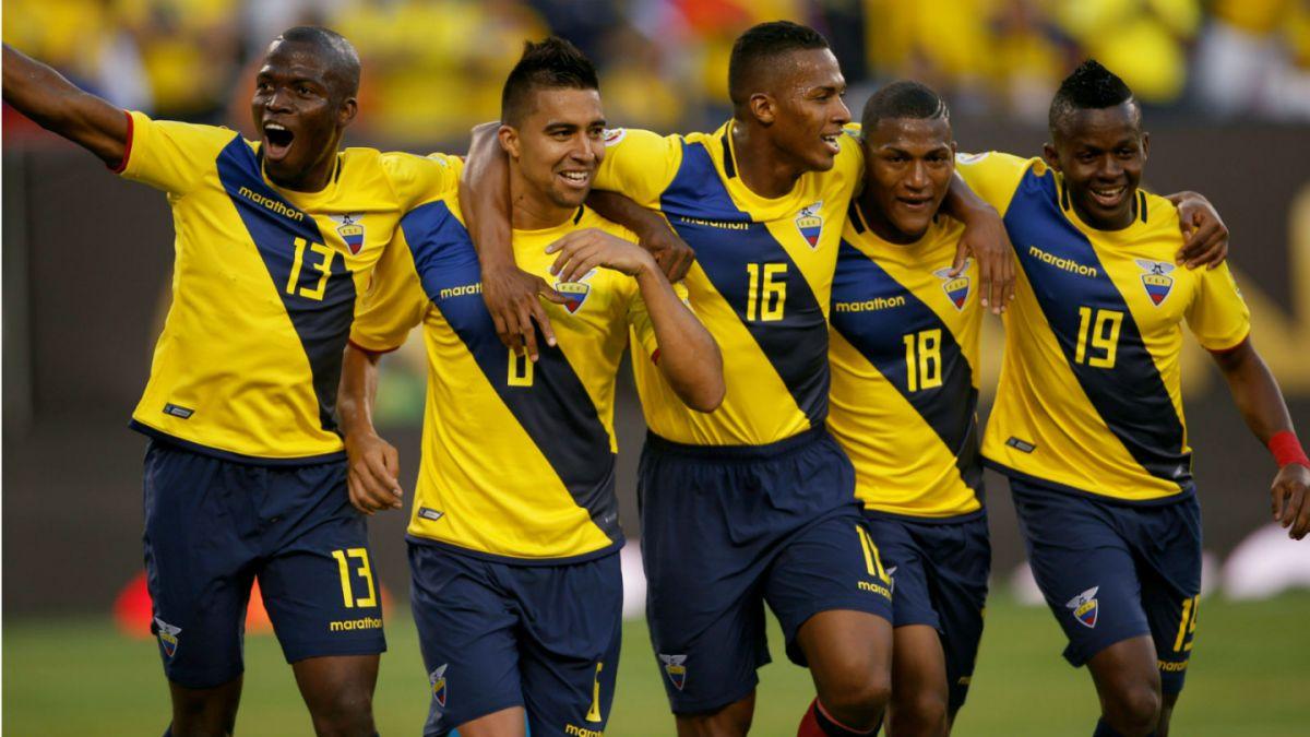 Ecuador golea a Haití y clasifica a cuartos de final luego de casi 20 años