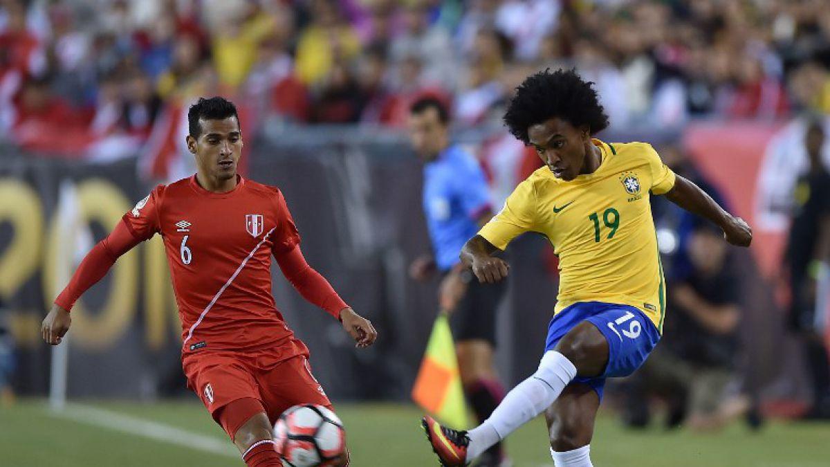 [Minuto a Minuto] Brasil y Perú igualan en un duelo clave del Grupo B de la Copa Centenario