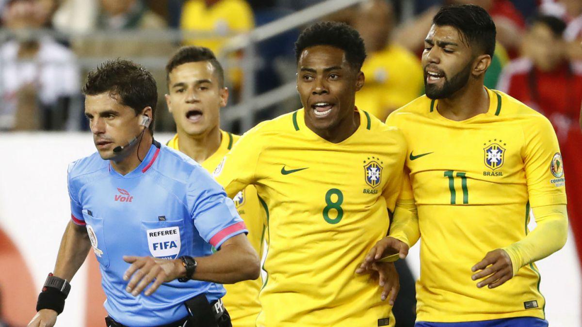 No es la primera vez: Brasil fue eliminado por Chile en fase de grupos de Copa América 1987