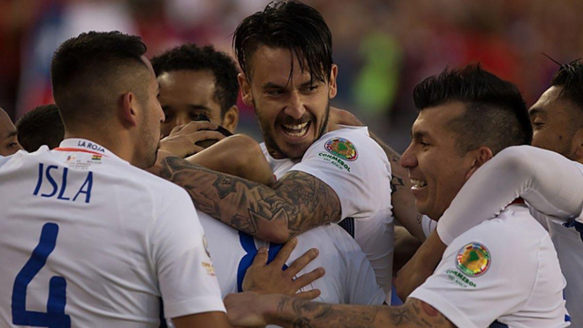 """Los posibles escenarios de """"La Roja"""" en lo que viene de Copa Centenario"""