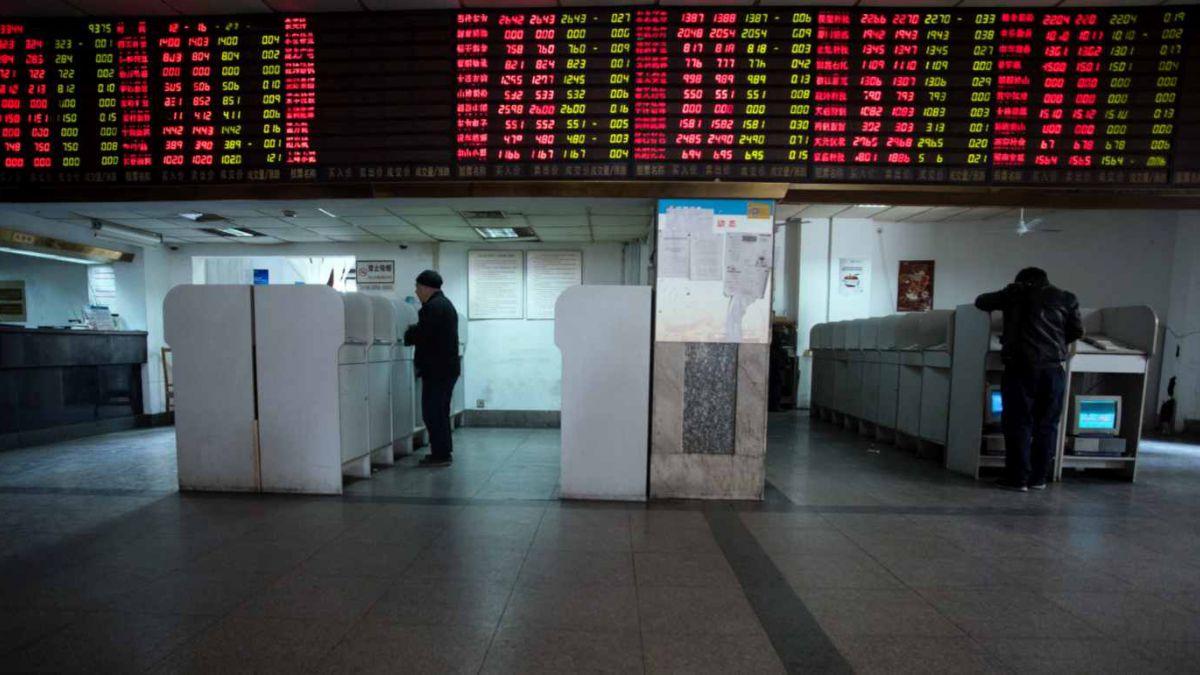 Bolsas asiáticas cierran con caídas superiores al 3%